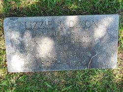 """Elizabeth Idena """"Lizzie"""" <I>Dixon</I> Averitt"""