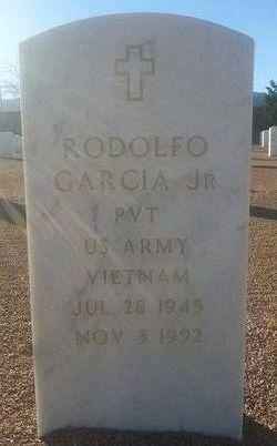 Rodolfo Garcia, Jr