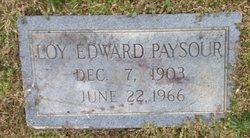 Loy Edward Paysour