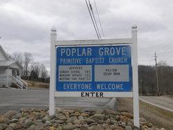 Poplar Grove Primitive Baptist Cemetery