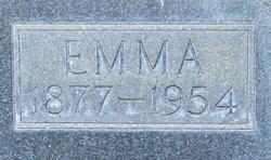 Emma <I>Homachek</I> Oswald