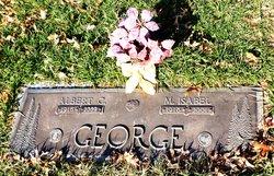 M. Isabel <I>Jordan</I> George