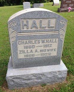Zilla A. <I>Fulton</I> Hall