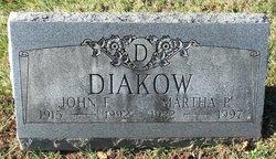 John F. Diakow