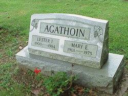 Mary E Agathoin