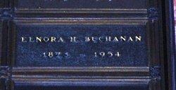 Elnora <I>Holman</I> Buchanan