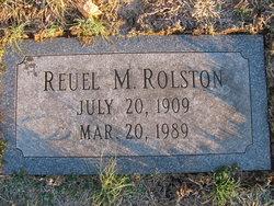 Reuel Mathias Rolston