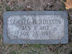 Samuel Howard Rolston
