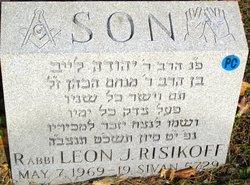 Rabbi Leon J. Risikoff