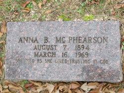 Anna <I>Bordelon</I> McPhearson