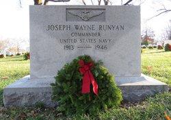 CDR Joseph Wayne Runyan