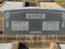 Benjamin William Bennie Kunz