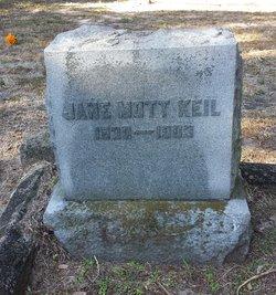 Jane <I>Mott</I> Keil