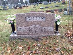 Mary E. <I>Deardorff</I> Callan