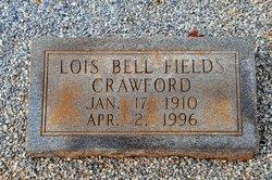 Lois Bell <I>Fields</I> Crawford