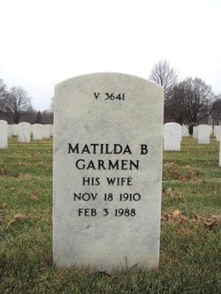 Matilda B Garmen