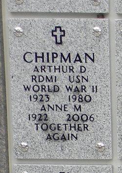 Anne M Chipman
