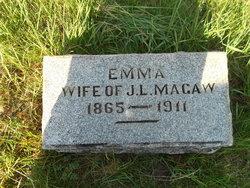 Emma Gertrude <I>Estabrook</I> Magaw