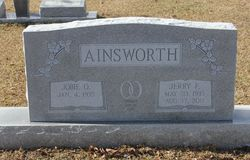 Jerry Francis Ainsworth, Sr