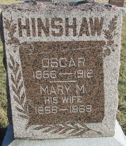 Mary M Hinshaw