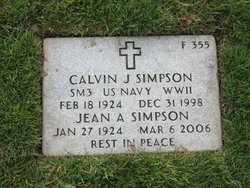 Calvin John Simpson