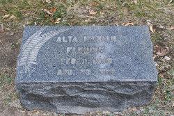 Alta Marian <I>Donahue</I> Fanning