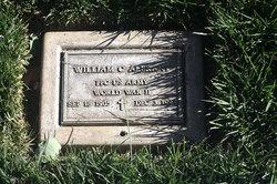 William C Albrant