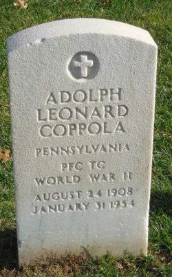 Adolph Leonard Coppola