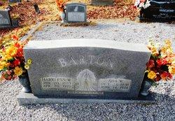 Ada W <I>Fenwicke</I> Barton