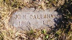 John Harvey Callahan