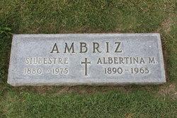 Albestina M. Ambriz
