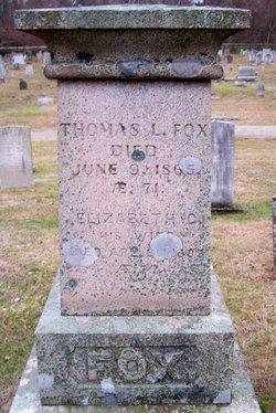 Elizabeth C <I>Holt</I> Fox