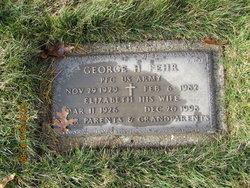 George H Fehr
