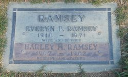 Harley Marion Ramsey