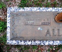 Dr George Scott Allen, Sr