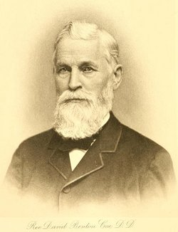 Rev David Benton Coe