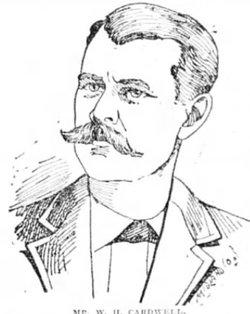 William H Cardwell