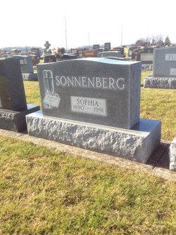 Sophia <I>Lange</I> Sonnenberg
