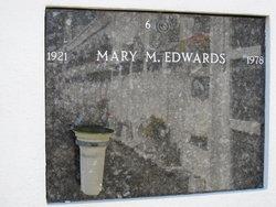 Mary Bertha <I>Martinez</I> Edwards