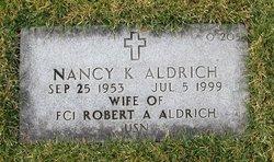 Nancy Kaye Aldrich