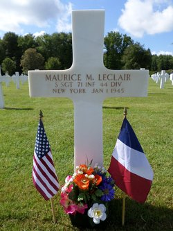SSgt Maurice M LeClair