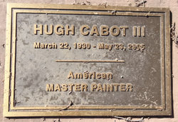 Hugh Cabot, III