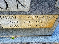 Theany Hazel Selena <I>Whitaker</I> Barton