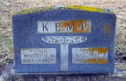 Meridith Marion. Kemp, Jr