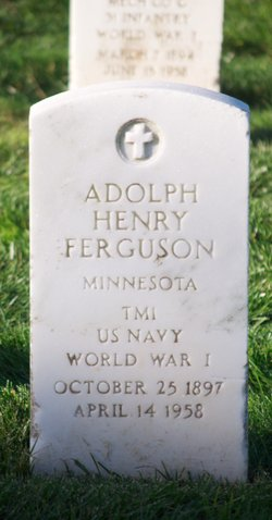Adolph Henry Ferguson