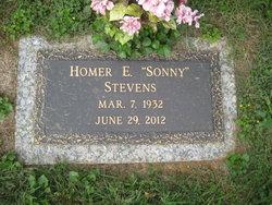 """Homer E. """"Sonny"""" Stevens"""