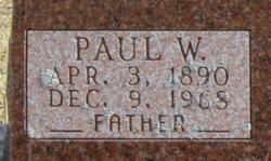 Paul William Ashmann