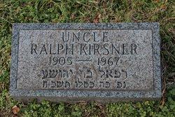 Ralph Kirsner