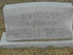 """William Asa """"Ace"""" Briggs"""