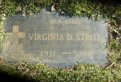 Doris Virginia <I>Carpenter</I> Strite